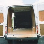 Van Ply Lining