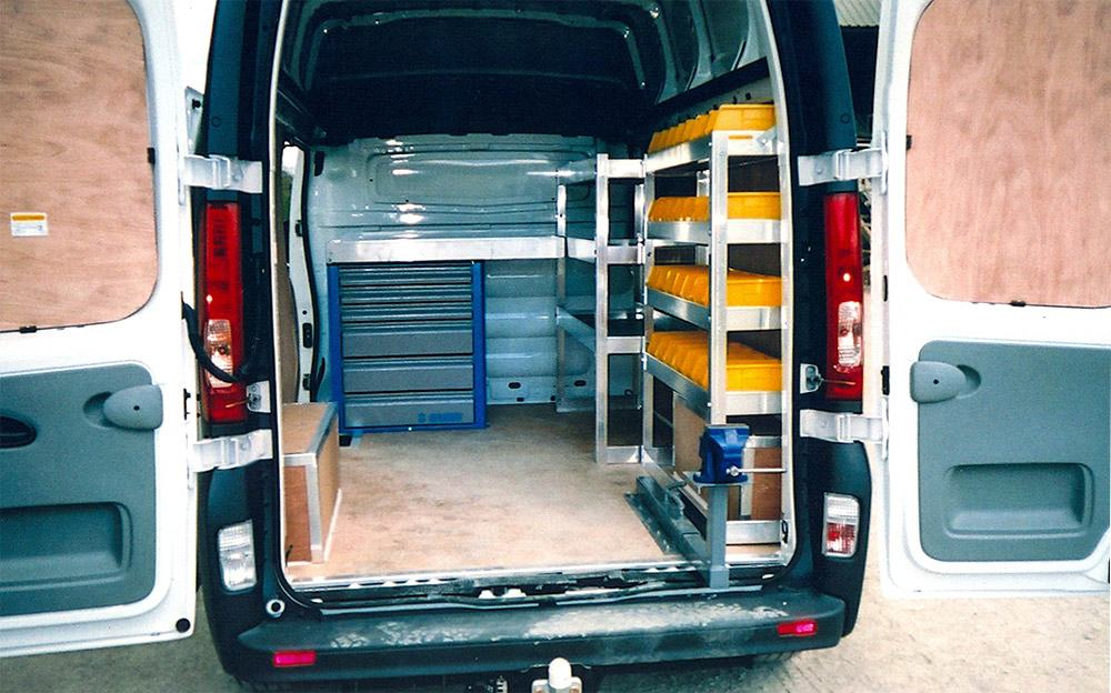 Van Accessories Ireland Van Shelving Van Ply Lining