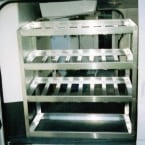 Fridge Van Shelving