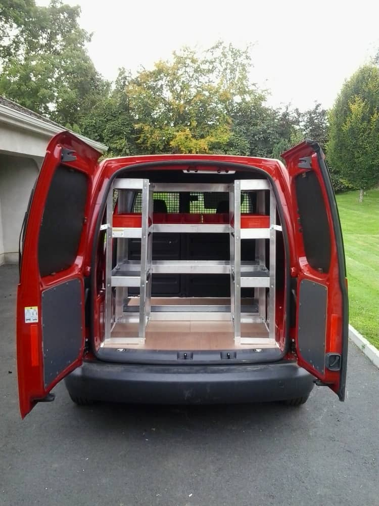 Van Racking Ply Lining Storage And Shelving Systems